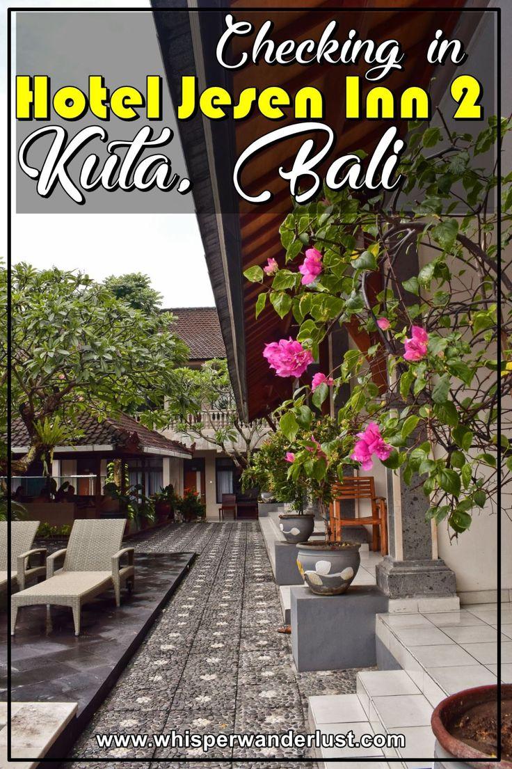 Jesen Inn 2 Bali Kuta | budget hotel bali | budget hotel kuta | cheap accommodation bali | budget accommodation kuta | where to stay in bali | where to stay in kuta | indonesia