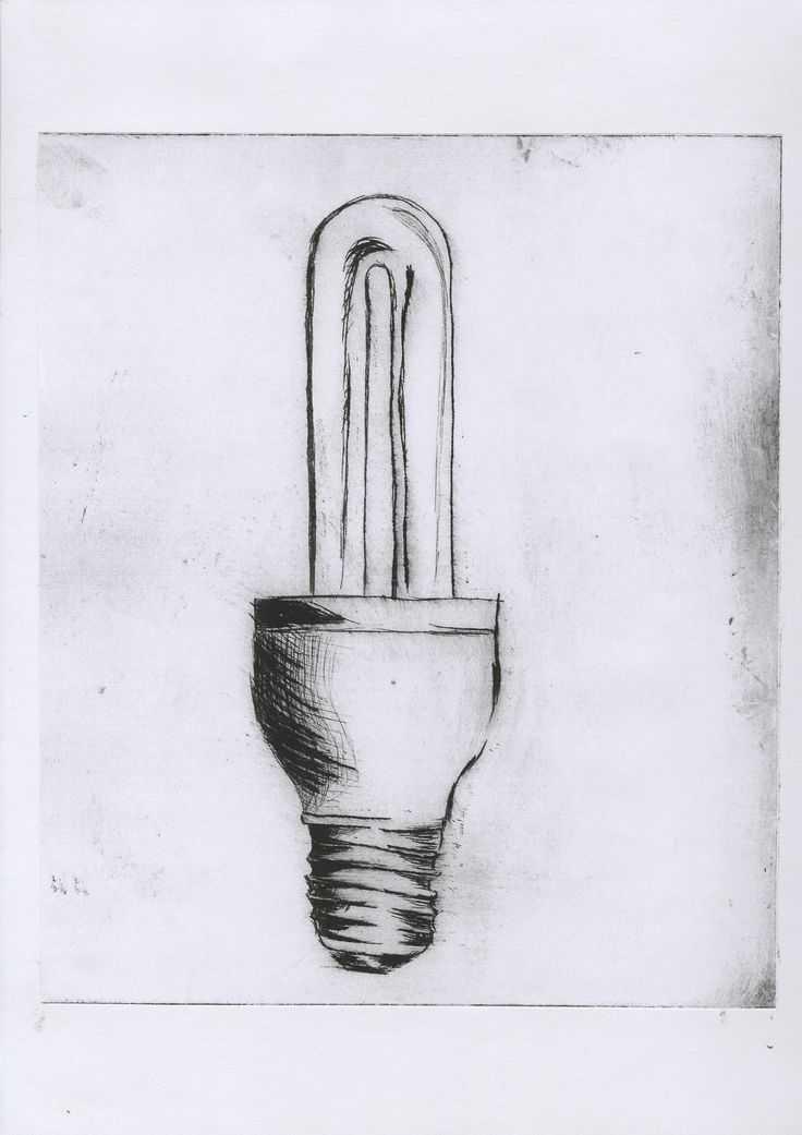 Etching of my object