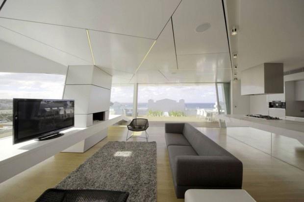Bondi Penthouse: Interior Design, Living Rooms, Dream, Penthouses, Bondi Beach, Architecture, Bondi Penthouse, Design Group, Mpr Design