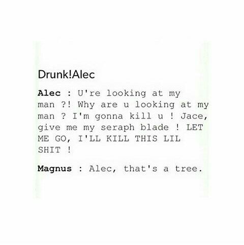 Tree ...  shadowhunters, alexander 'alec' lightwood, magnus bane, the mortal instruments, malec, jace herondale