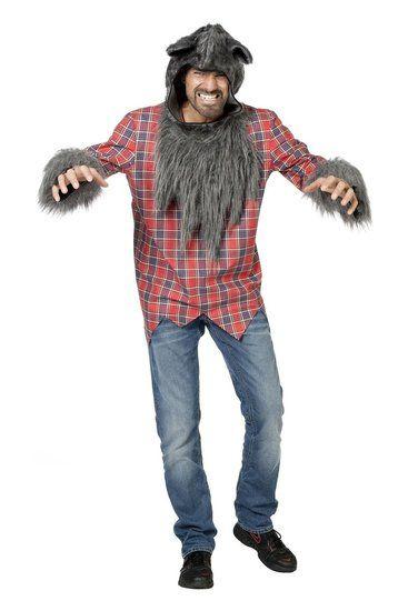 Kostuum Weerwolf Heren - De Kaborij