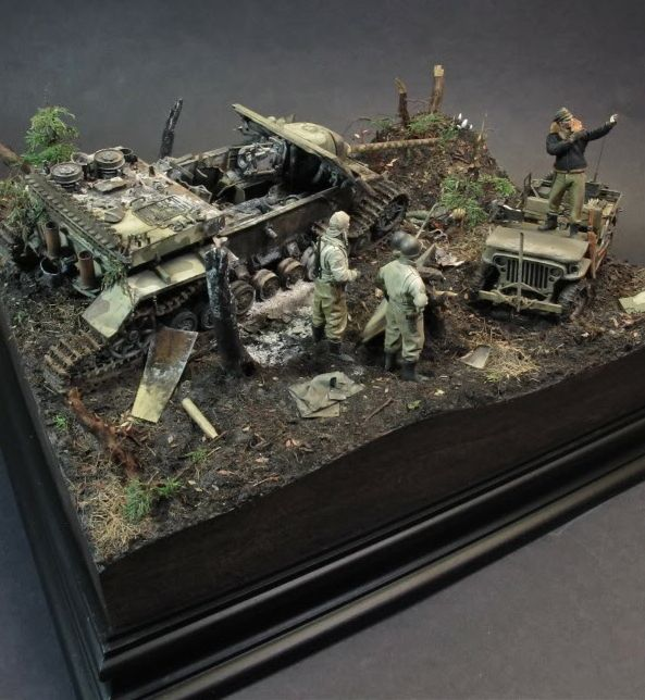 312 Best Images About Dioramas On Pinterest Models