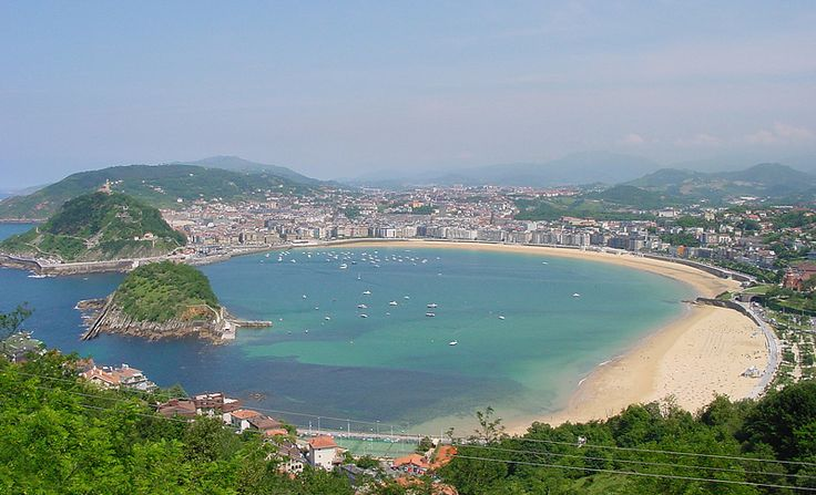 Donostia - San Sebastián Bay