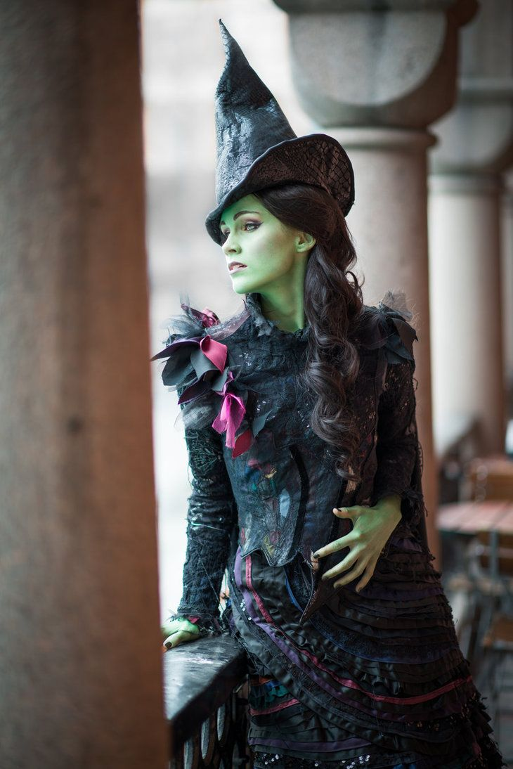 18 best Elphaba cosplay images on Pinterest