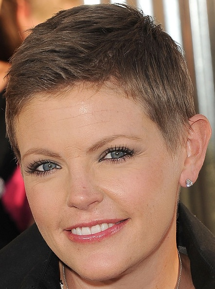 Natalie Maines Shaved Head 62