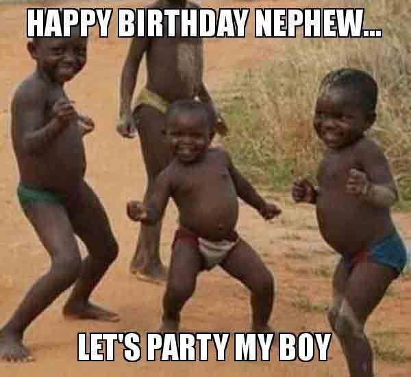 21 Amusing Happy Birthday Nephew Meme Images Good Night Funny Funny Good Night Images Funny Birthday Meme