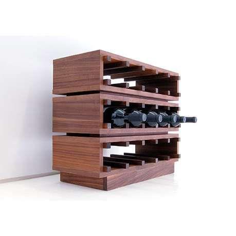 Perfect Malaga Wine Rack System   Photo