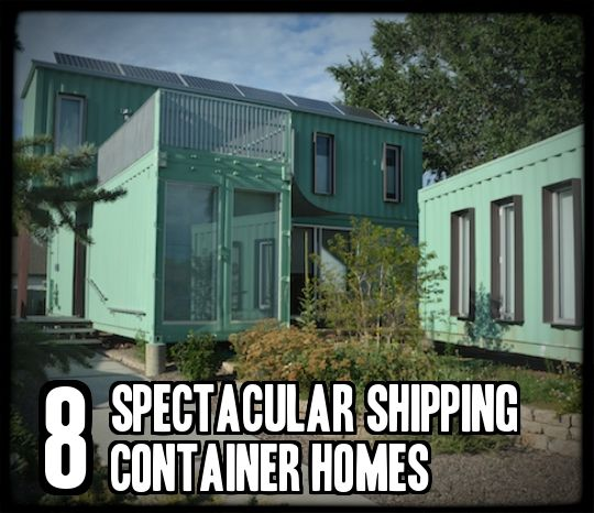 7 best images about shipping containers on pinterest survival gear home and bug out bag - Shipping container home building code ...