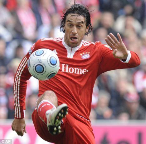 Luca Toni, Bayern Munich