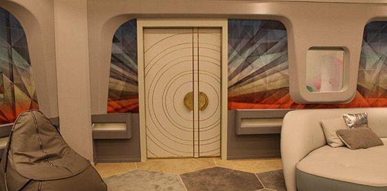 """Двери в """"Доме Большого брата"""""""