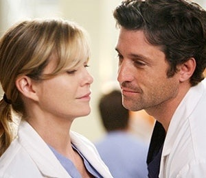 Wouldn't you just love to be Ellen Pompeo right then in that scene?