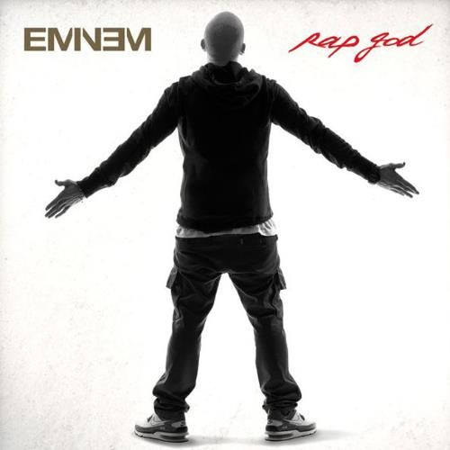 """Whether you love or hate Eminem's new flow, there is no denying his endless lyricism. Take a peek at the latest release off Eminem's highly anticipated album Marshall Mather's Lp 2 entitled """"Rap God""""."""