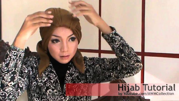 Ramadhan 2015 Tutorial Hijab Segi Empat Paris Turban