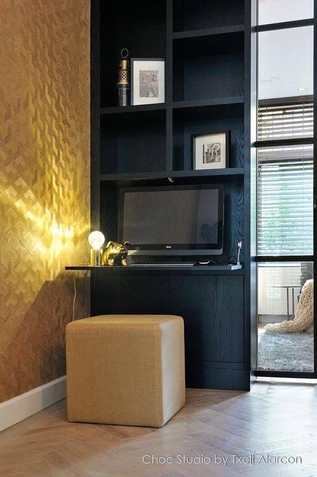 25 beste idee n over studio interieur op pinterest studio appartementen appartement indeling - Deco kleine zithoek ...
