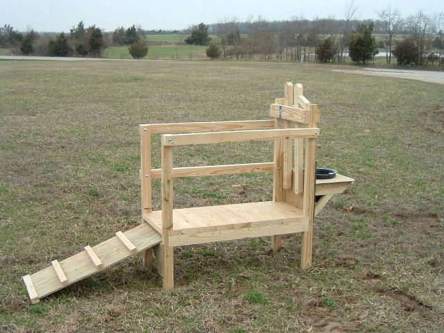 goat feeder plans | CLICK HERE: To Request Quote Including Delivery From Our Location To ...