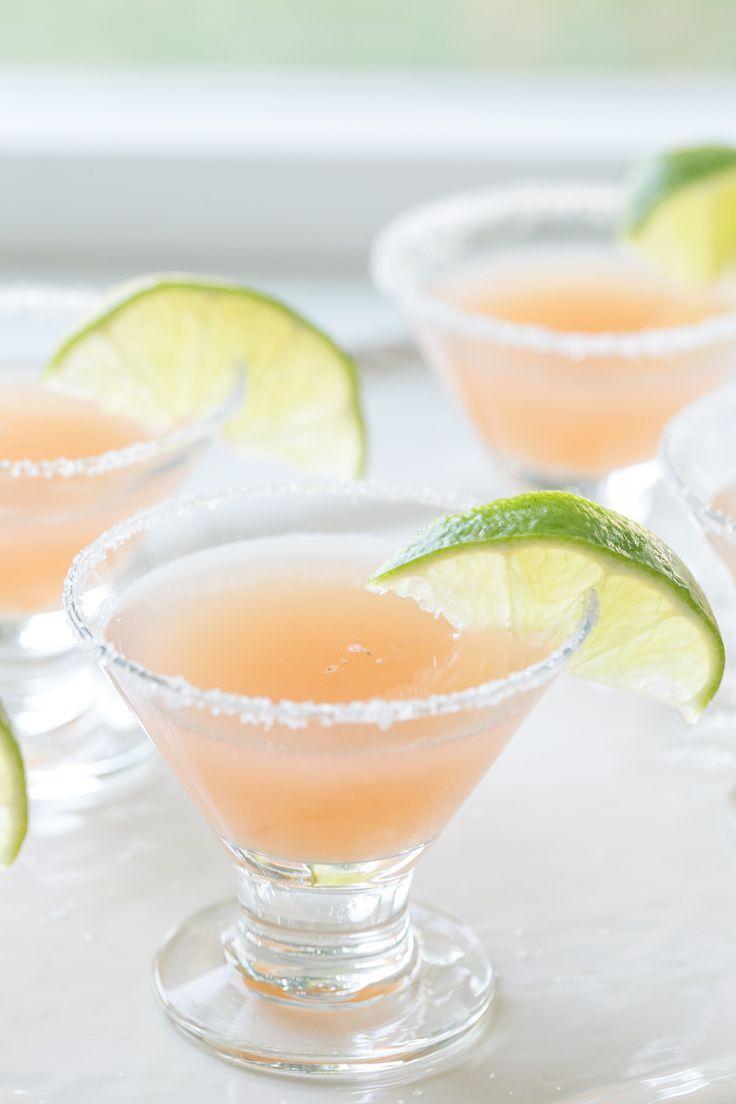 The Everygirl Can Cook: 2 Fresh Summer Drinks by Eden Passante // Mini Grapefruit Margaritas #cocktails #drinks #summer