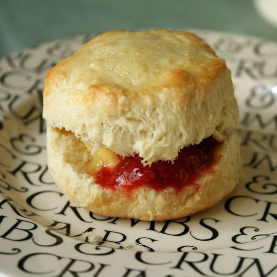 Teatime British Scones You Won't Be Able to Resist