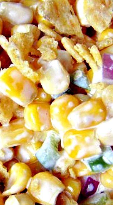 Paula Deen's Corn Salad ❊