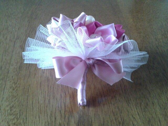 Ribbon bouquet