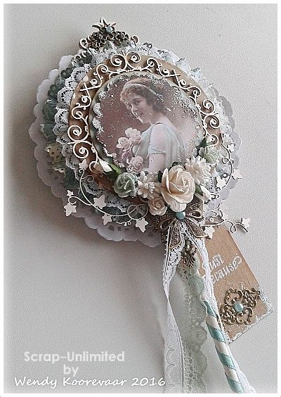 Scrap-Unlimited - Lollipop Card http://scrap-unlimited.blogspot.nl/2016/02/lollipop-kaart.html