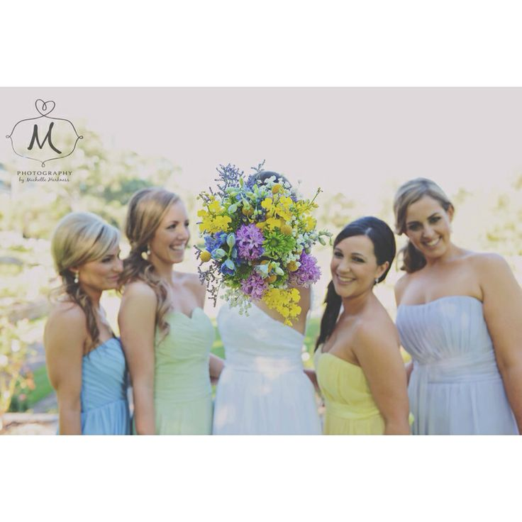 Michelle Harkness Photography, wedding, flowers, bouquet, wedding photos, bridal party