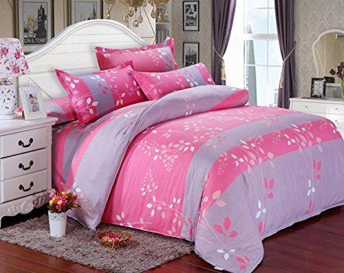 "Pink-Print - Bedding Set - Twin Size Duvet - 59"" x 79"" - ... https://www.amazon.ca/dp/B01BN3PURU/ref=cm_sw_r_pi_dp_LktqxbP9EYQAX"