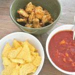 Pittige salsa saus zonder pakjes en zakjes