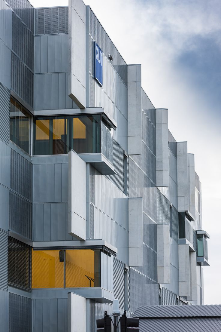 QUT - Creative Industries Building- ZC Technical