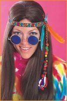 Make a Hippie Halloween Costume