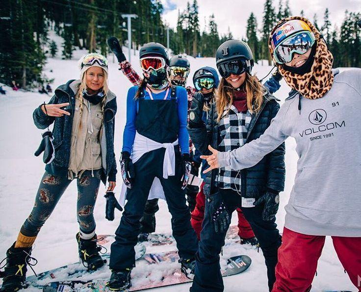 Tahoe squad