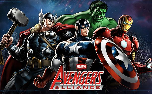 avengers Marvel 7