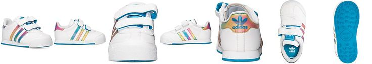 adidas Toddler Girls' Samoa Casual Sneakers from Finish Line