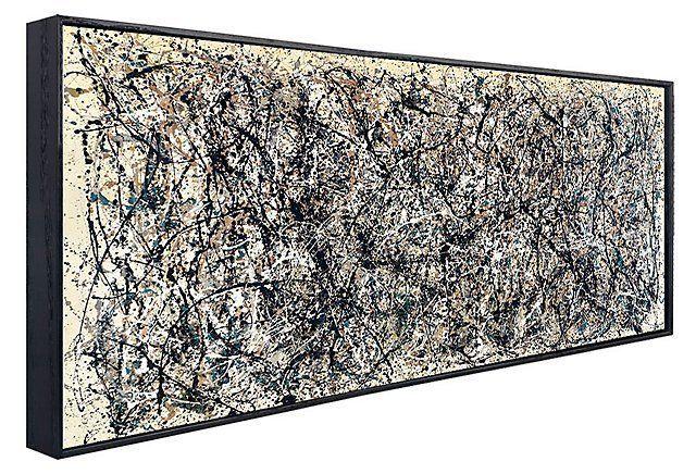 Jackson Pollock, One, Number 31 | Take It Uptown | One Kings Lane