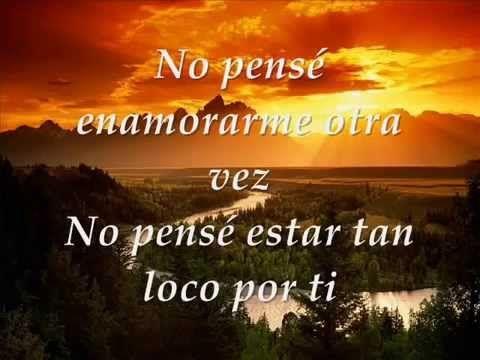 Gilberto Santa Rosa - Lo nuestro es un amor para la historia - YouTube