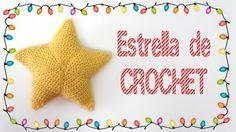 Estrella a Crochet - Patrón Gratis en Español aquí: http://www.missdiy.es/como-hacer-una-estrella-de-crochet/