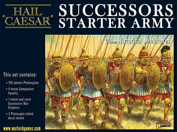 Successor Starter Army