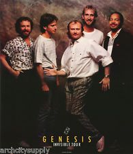 genesis band - Google Search