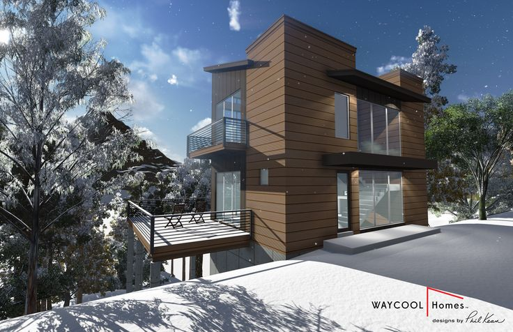 1000 images about contemporary architecture design by for Waycool homes