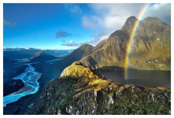 Mount Aspiring National Park. Photo Credit: Rick Schwartz.