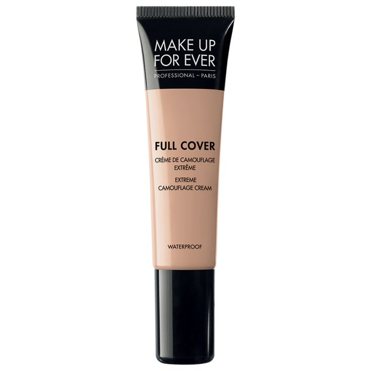 Make Up For Ever - FULL COVER CONCEALER #bestmakeupchoices