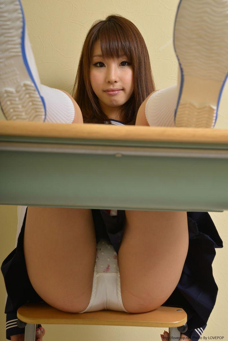 "Japanese school girls open pussy tokyo-panties: ""Japanese school girls are the number one cause for boys  failing their exams."