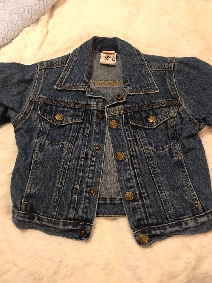 Size 24 Month baby Denim Jacket  | eBay