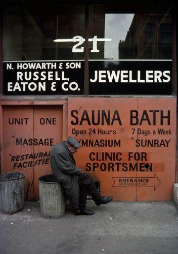 Manchester, 1977.