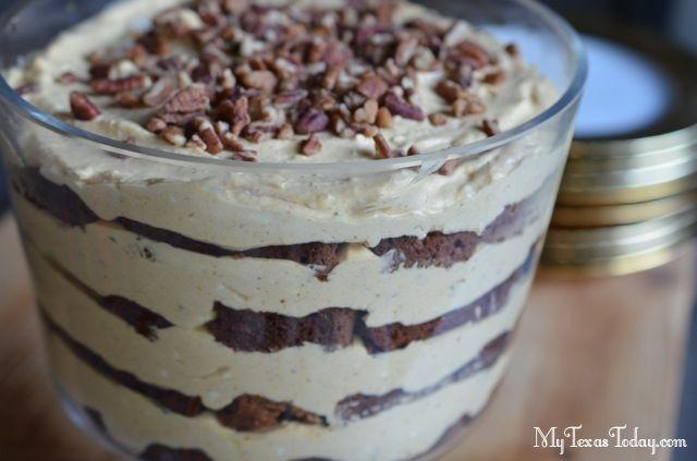 Pumpkin Trifle | Just desserts! | Pinterest