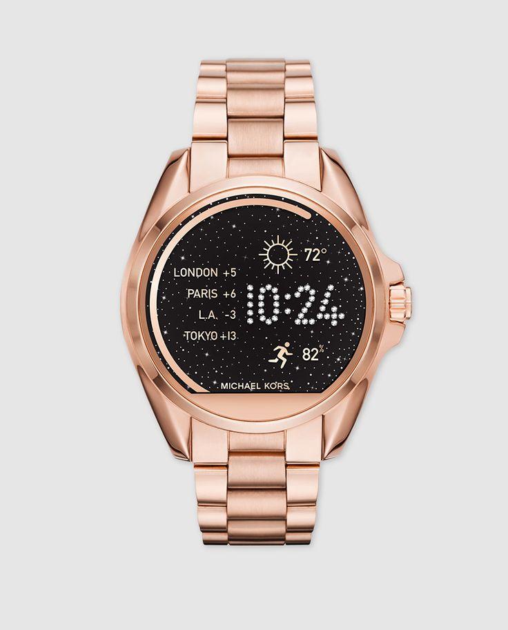 Reloj inteligente Smartwatch Michael Kors MKT5004 Bradshaw