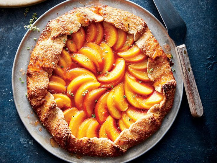 Rustic, free-form edges give this dessert a beautiful look. The crust is made with whole-wheat pastry flour, which is finely milled and t...