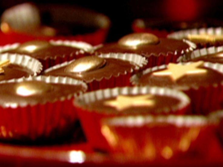 Chocolate-Peanut Butter Cups recipe from Nigella Lawson via Food Network