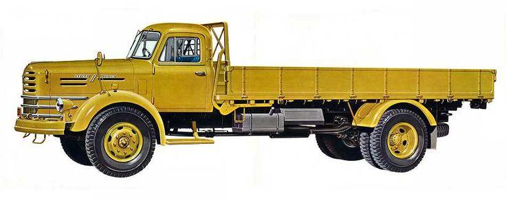 Isuzu TD161