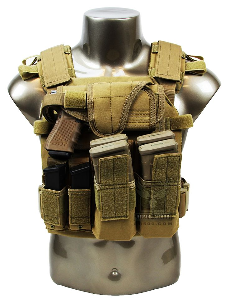 AR500 Armor® Sentry Package with Mags - CY