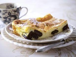 Far Breton (Bretonischer Backpflaumenkuchen) Rezept